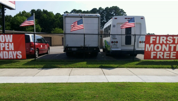 MyStorage - Newport News - 14750 Warwick Blvd 14750 Warwick Blvd Newport News, VA - Photo 6