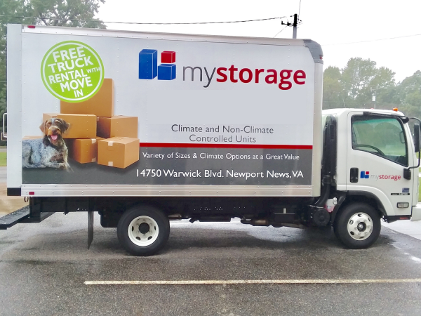 MyStorage - Newport News - 14750 Warwick Blvd 14750 Warwick Blvd Newport News, VA - Photo 12