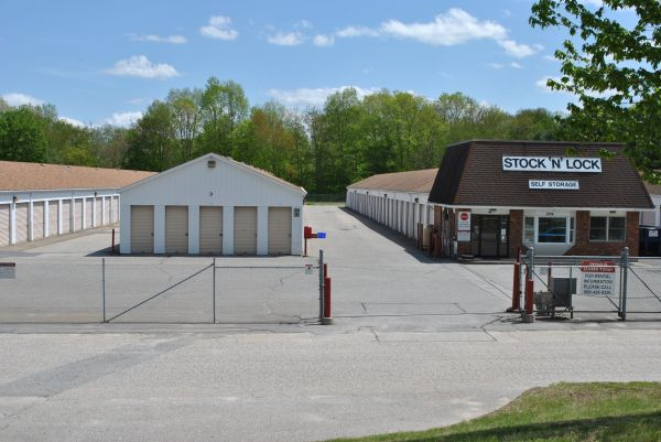 Stock N Lock Self Storage - Windham/close to UCONN and ECSU 1094 Windham Road Windham, CT - Photo 1