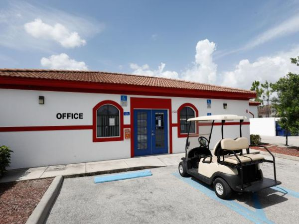 Storage Rentals of America - Lehigh Acres 1124 Village Lakes Boulevard Lehigh Acres, FL - Photo 1