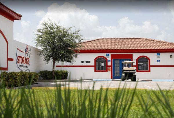 Storage Rentals of America - Lehigh Acres 1124 Village Lakes Boulevard Lehigh Acres, FL - Photo 0