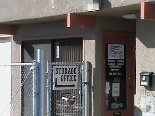 ... Storage Solution Yucca Valley (West)7032 Old Woman Springs Rd   Yucca  Valley, ...