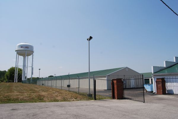 Storage Rentals of America - Willard 730 East Tiffin Street Willard, OH - Photo 1