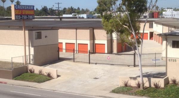 Crenshaw Self Storage 6725 Crenshaw Boulevard Los Angeles, CA - Photo 0
