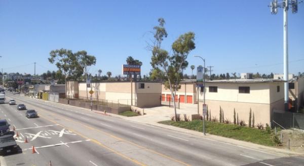 Crenshaw Self Storage 6725 Crenshaw Boulevard Los Angeles, CA - Photo 1