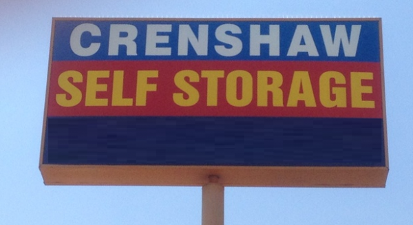 Crenshaw Self Storage 6725 Crenshaw Boulevard Los Angeles, CA - Photo 2