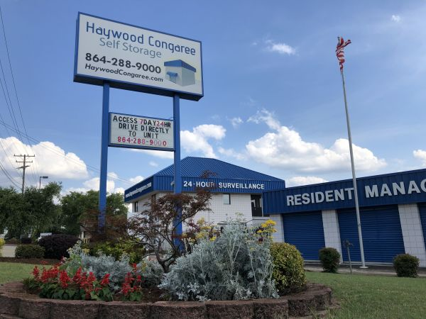 Haywood Congaree Self Storage 638 Congaree Road Greenville, SC - Photo 3