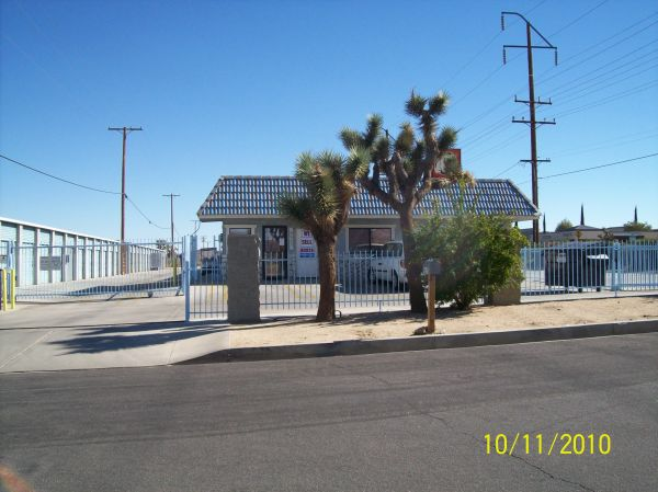 Storage Solution Yucca Valley (East) 6625 Prescott Ave Yucca Valley, CA - Photo 1