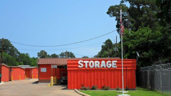 Self Service Storage - 1804 N. Frazier 1804 North Frazier Street Conroe, TX - Photo 1