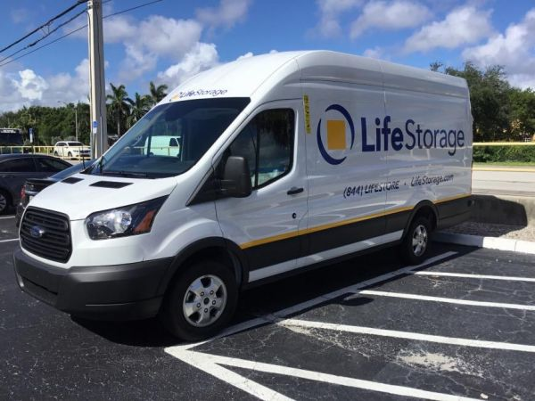 Life Storage - West Palm Beach - North Military Trail 6800 North Military Trail West Palm Beach, FL - Photo 2