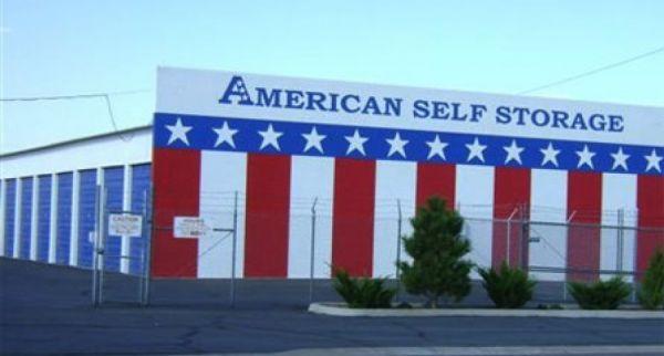 American Self Storage Sparks1060 Freeport Blvd Sparks Nv Photo 0