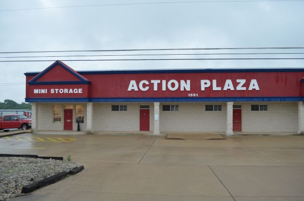 A Action Mini Storage 1551 E Veterans Memorial Blvd Harker Heights, TX - Photo 1