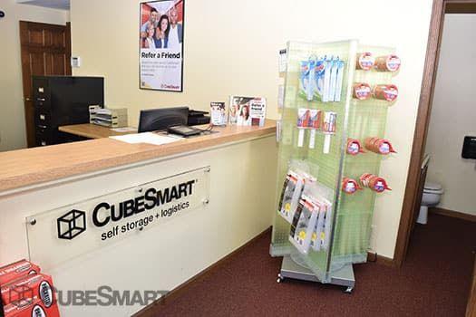 CubeSmart Self Storage - Crystal Lake 7209 Teckler Boulevard Crystal Lake, IL - Photo 3
