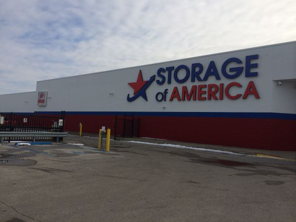 Storage of America - East Washington 7339 East Washington Street Indianapolis, IN - Photo 0