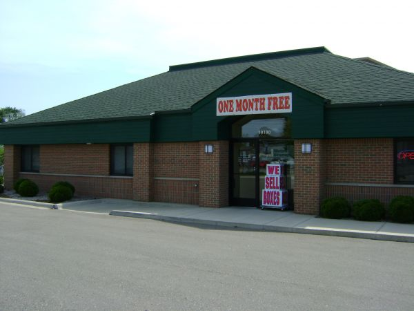 1-800-Self Storage - Melvindale 19180 Allen Road Melvindale, MI - Photo 1