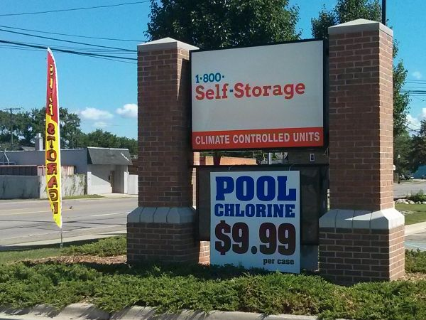 1-800-Self Storage - Melvindale 19180 Allen Road Melvindale, MI - Photo 10
