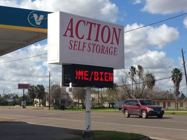 Action Self Storage- Harlingen- 1626 Morgan Blvd. 1626 Morgan Blvd Harlingen, TX - Photo 0