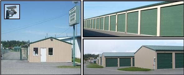 Advanced Storage Center 6215 North Government Way Coeur D'alene, ID - Photo 0