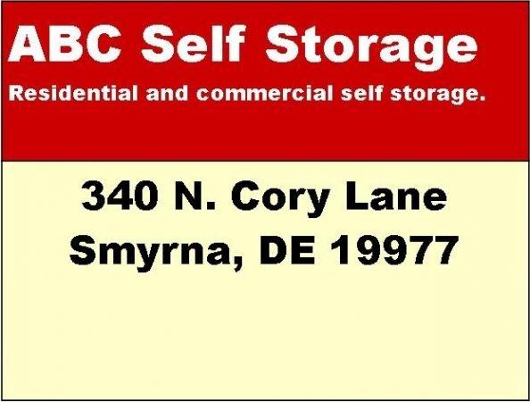 ABC Self Storage - Smyrna - 340 North Cory Lane 340 North Cory Lane Smyrna, DE - Photo 1