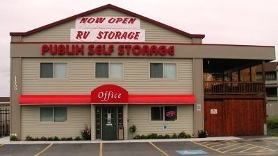 ... Publix Self Storage   Eagle River11700 Business Blvd   Eagle River, AK    Photo 0 ...