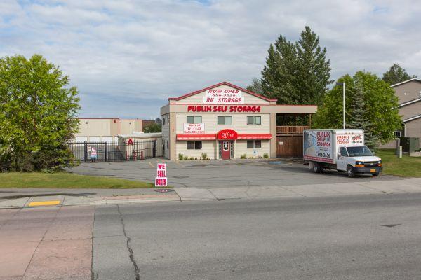 Publix Self Storage - Eagle River 11700 Business Blvd Eagle River, AK - Photo 0
