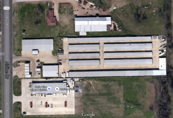 North Airline Self Storage 5216 Airline Dr Bossier City, LA - Photo 2