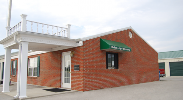 Storage Rentals of America - Lawrenceburg 1060 Commerce Way Lawrenceburg, KY - Photo 1