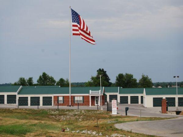 Storage Rentals of America - Lawrenceburg 1060 Commerce Way Lawrenceburg, KY - Photo 0