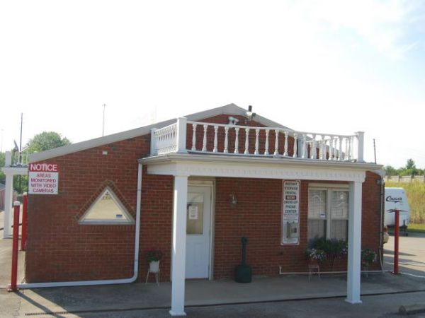 Storage Rentals of America - Winchester - 4100 Rockwell Rd