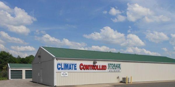 Storage Rentals of America - Danville 185 Westridge Dr Danville, KY - Photo 1