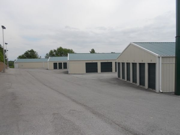Storage Rentals of America - Danville 185 Westridge Dr Danville, KY - Photo 3