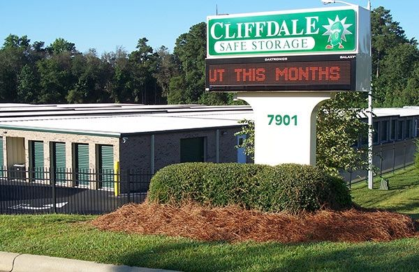 Cliffdale Safe Storage 7901 Cliffdale Rd Fayetteville, NC - Photo 0