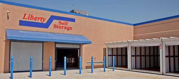 Liberty Self Storage 302 Morris Pesin Dr Jersey City, NJ - Photo 0