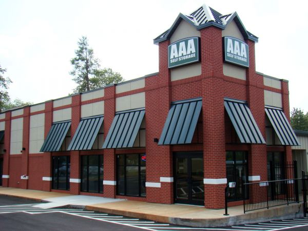 AAA Self Storage - Greensboro - W Friendly Ave. 5501 West Friendly Avenue Greensboro, NC - Photo 0