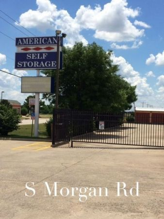 American Self Storage - S Morgan Rd 1221 S Morgan Rd Oklahoma City, OK - Photo 4