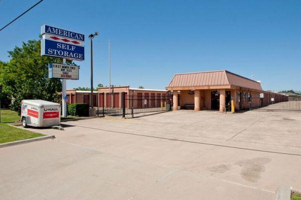 American Self Storage - S Morgan Rd 1221 S Morgan Rd Oklahoma City, OK - Photo 0