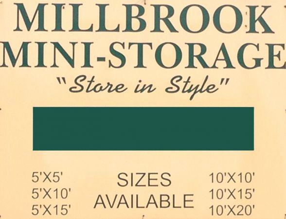 Awesome ... Millbrook Mini Storage103 Millbrook Village Dr   Goldsboro, NC   Photo  4 ...