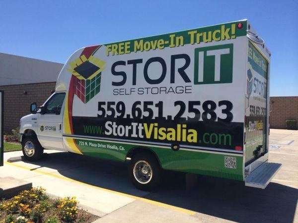 Stor It Plaza #2 1130 North Plaza Drive Visalia, CA - Photo 0
