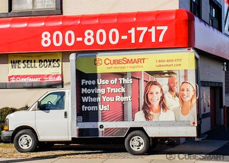 CubeSmart Self Storage - Ridgefield 552 Grand Avenue Ridgefield, NJ - Photo 4