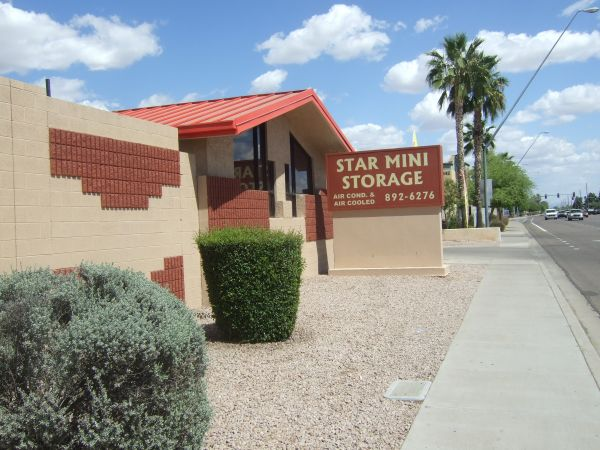 Star Mini Storage 1864 East Southern Avenue Mesa, AZ - Photo 0
