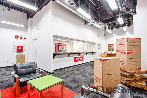 CubeSmart Self Storage - Bronx - 395 Brook Ave 395 Brook Ave Bronx, NY - Photo 1
