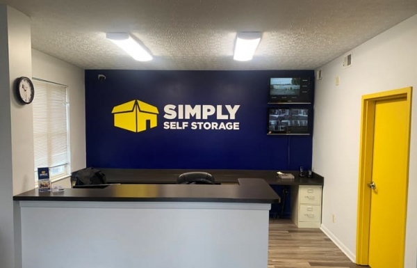 Simply Self Storage - 4600 Fisher Road 4600 Fisher Road Columbus, OH - Photo 3