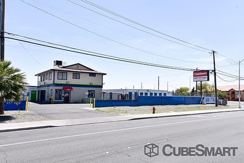 CubeSmart Self Storage - Las Vegas - 3360 N Las Vegas Blvd 3360 N Las Vegas Blvd Las Vegas, NV - Photo 1