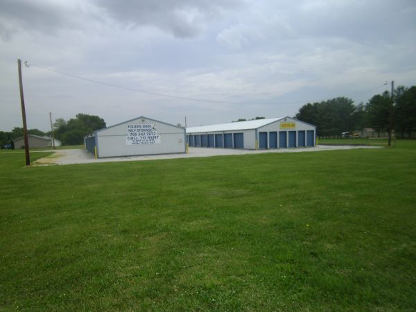 Foxes Den Self Storage - SR 231 Cloverdale IN. 10717 Millgrove Road Quincy, IN - Photo 0