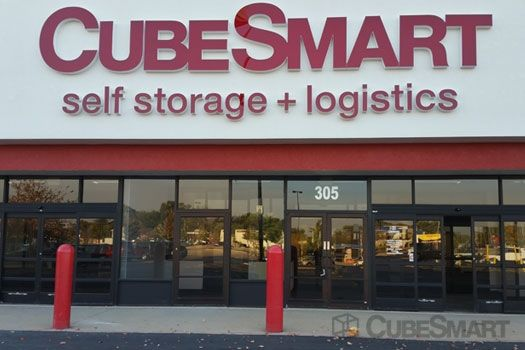 CubeSmart Self Storage - Joliet - 305 South Larkin Avenue 305 South Larkin Avenue Joliet, IL - Photo 0