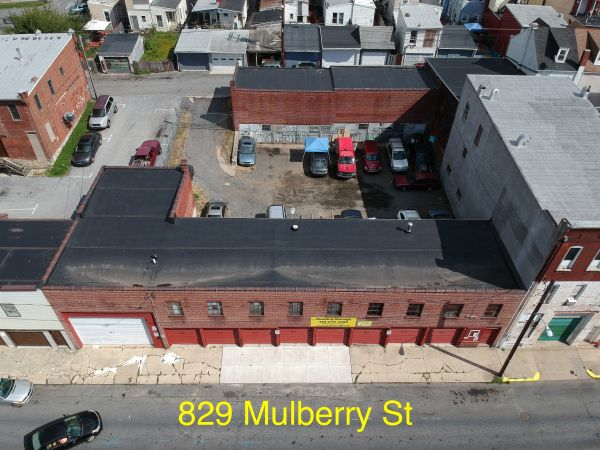 Reading Storage - Mulberry St. 829 Mulberry Street Reading, PA - Photo 2