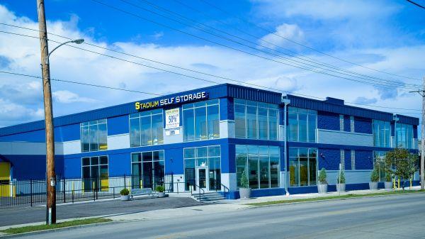 Stadium Self Storage - West Milwaukee - 4000 W. Burnham St - 53215 4000 West Burnham Street Milwaukee, WI - Photo 0