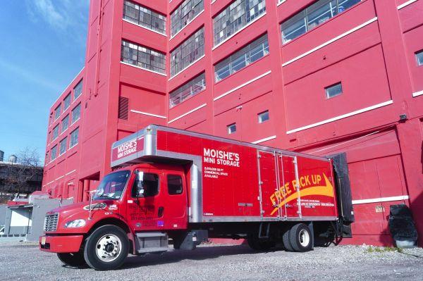 Moishe's Self Storage - Bronx - 840 East 134th Street 840 East 134th Street Bronx, NY - Photo 0