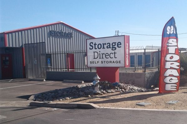 Storage Direct - Tucson 7020 North Camino Martin Tucson, AZ - Photo 0