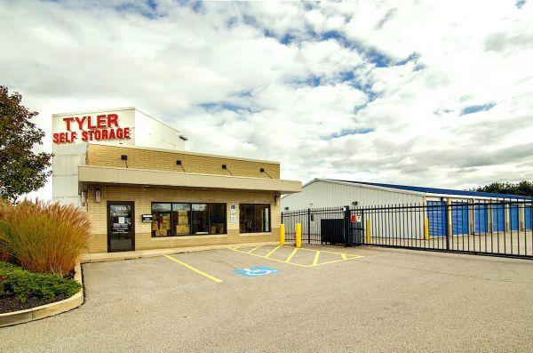 Tyler Self Storage 7810 Tyler Boulevard Mentor, OH - Photo 0